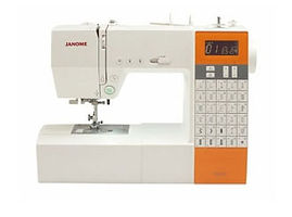 maury sewing machine, domestic sewing machine, maury janome machine, janome sewing machine, janome machine, computerised janome, computerised domestic sewing machine, janome DKS30