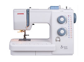 maury sewing machine, domestic sewing machine, maury janome machine, janome sewing machine, janome machine, janome 525S