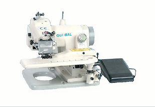 Maury Sewing Machine Company felling machines global bm9210