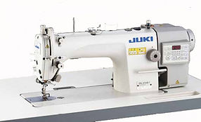maury sewing machine, industrial sewing machine, single needle automatic, juki ddl-8700b-7