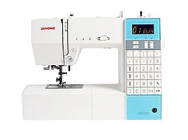 maury sewing machine, domestic sewing machine, maury janome machine, janome sewing machine, janome machine, computerised janome, computerised domestic sewing machine, janome DKS100