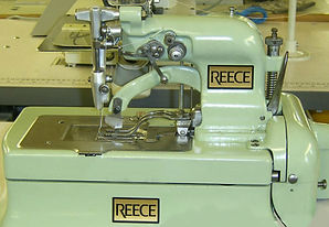 maury sewing machine, industrial sewing machine, buttohole machine, reece buttonhole, reece s2