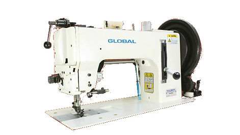 maury sewing machine, industrial sewing machine, leather machine,automatic leather machine, global leather machine, global wf9204
