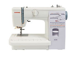 maury sewing machine, domestic sewing machine, maury janome machine, janome sewing machine, janome machine, janome 423S