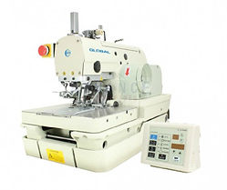 maury sewing machine, industrial sewing machine, buttohole machine, global buttonhole, global BH 9981