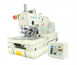 Maury Sewing Machine Company, buttonhole machine,, global bh-9981