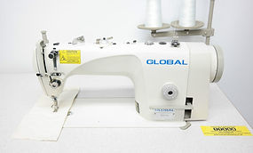 maury sewing machine, industrial sewing machine, single needle lockstitch, global 3900