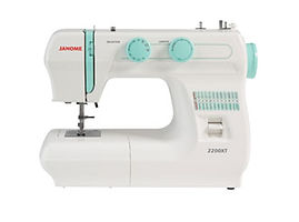 maury sewing machine, domestic sewing machine, maury janome machine, janome sewing machine, janome machine, janome 2200XT