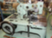 maury sewing machine, industrial sewing machine, buttohole machine, reece buttonhole, reece s101