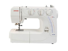 maury sewing machine, domestic sewing machine, maury janome machine, janome sewing machine, janome machine, janome j3-24
