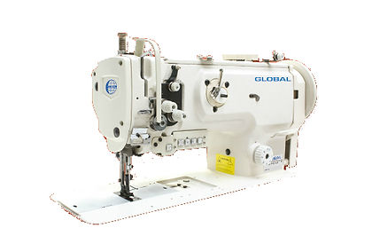 maury sewing machine, industrial sewing machine, leather machine,automatic leather machine, global leather machine, global wf1515