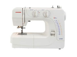 maury sewing machine, domestic sewing machine, maury janome machine, janome sewing machine, janome machine, janome j3-20