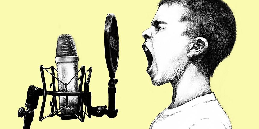 Мастер-класс «Голос & Язык тела: невербальные техники коммуникации»