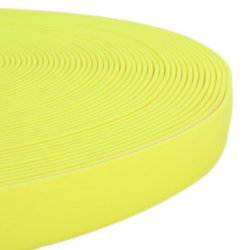 Neon Yellow Waterproof Webbing 16mm x 1m
