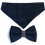 Thumbnail: Luxury Velvet Bandana and Bow Set