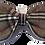 Thumbnail: Grey & Red Tartan Bow