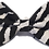 Thumbnail: Zebra Print Bow