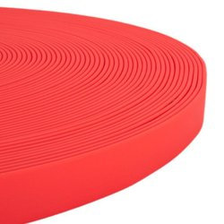 Neon Orange Waterproof Webbing 16mm x 1m