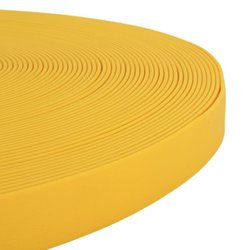 Sunflower Yellow Waterproof Webbing 16mm x 1m