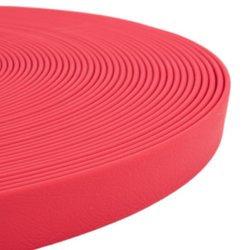 Candy Red Waterproof Webbing 16mm x 1m