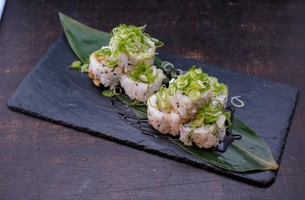 Butterfisch Sesami