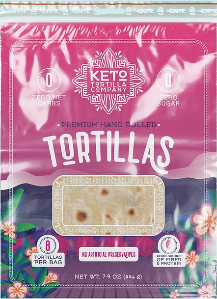 Keto Tortilla Package