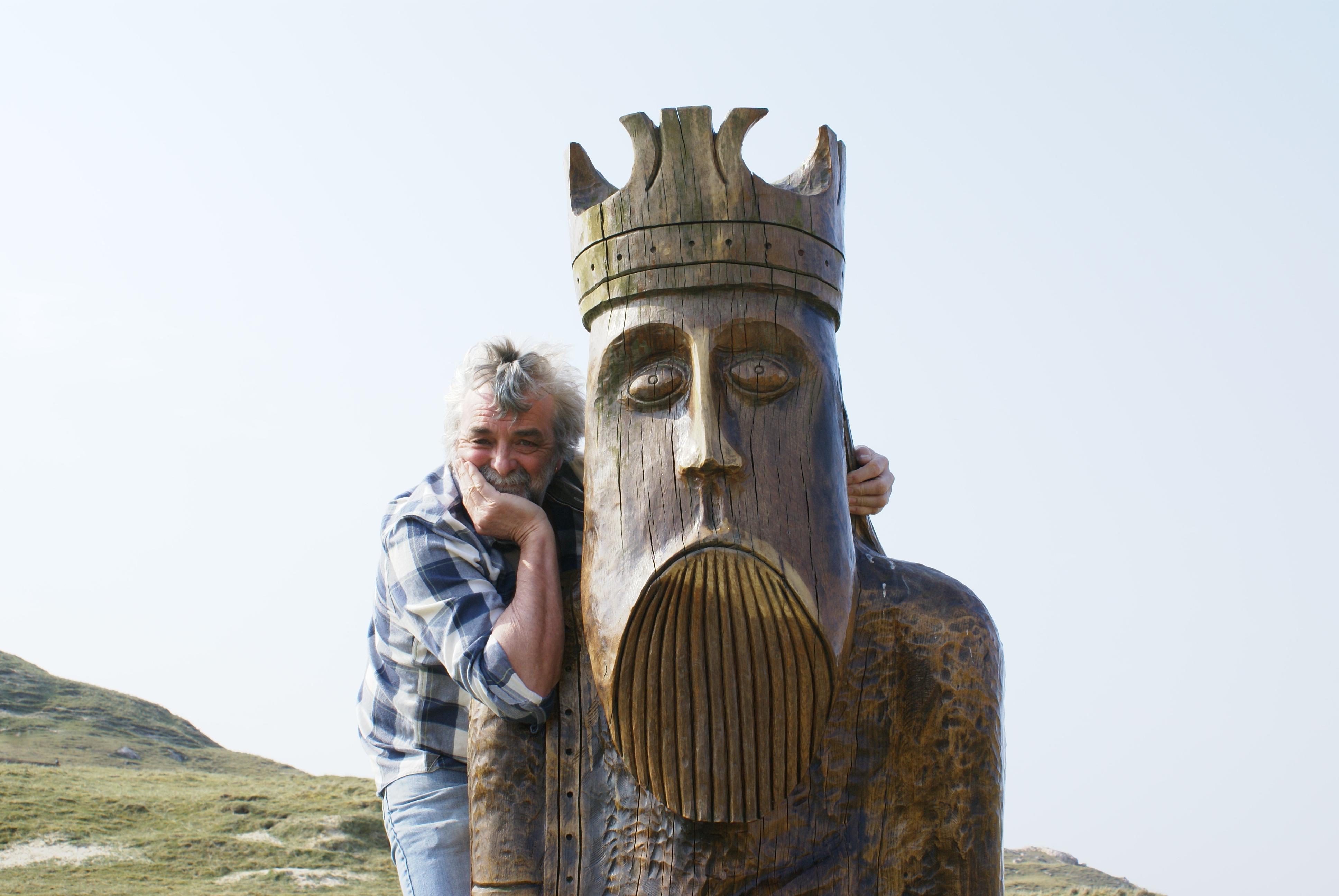 Chessman at Ardroil