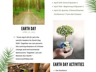 April Virtual Newsletter