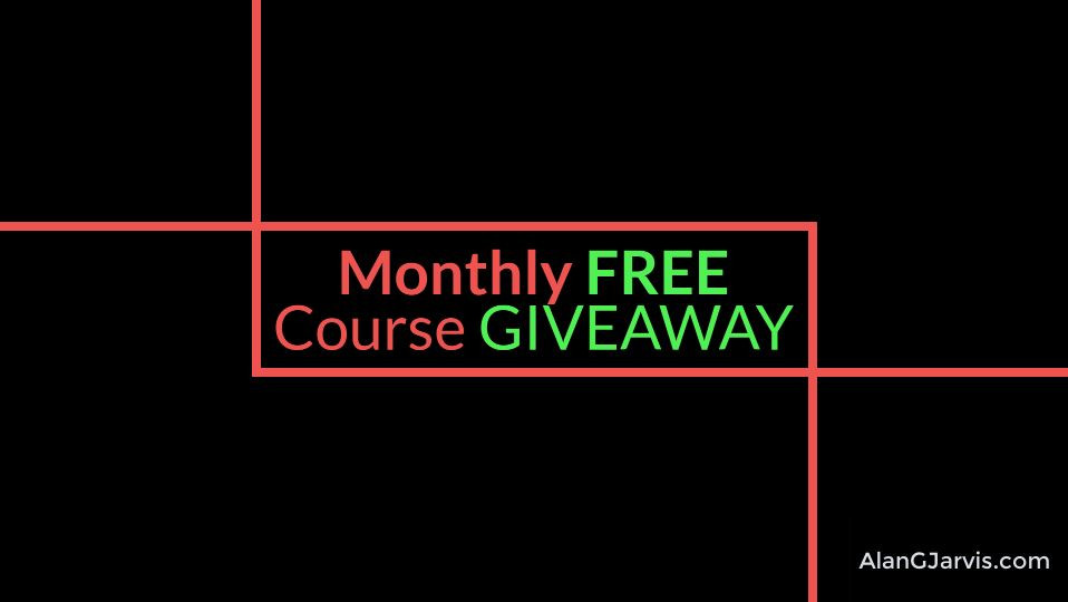 This is the page to come to when you want to get access to any of my stand-alone courses completely free!