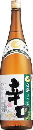 Hakutsuru Futsushu Josen Dry