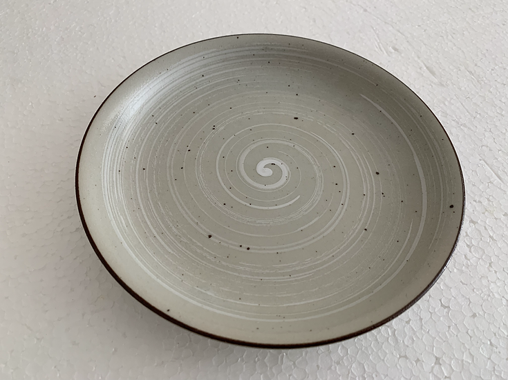 Prato Raso Espiral - 6 peças