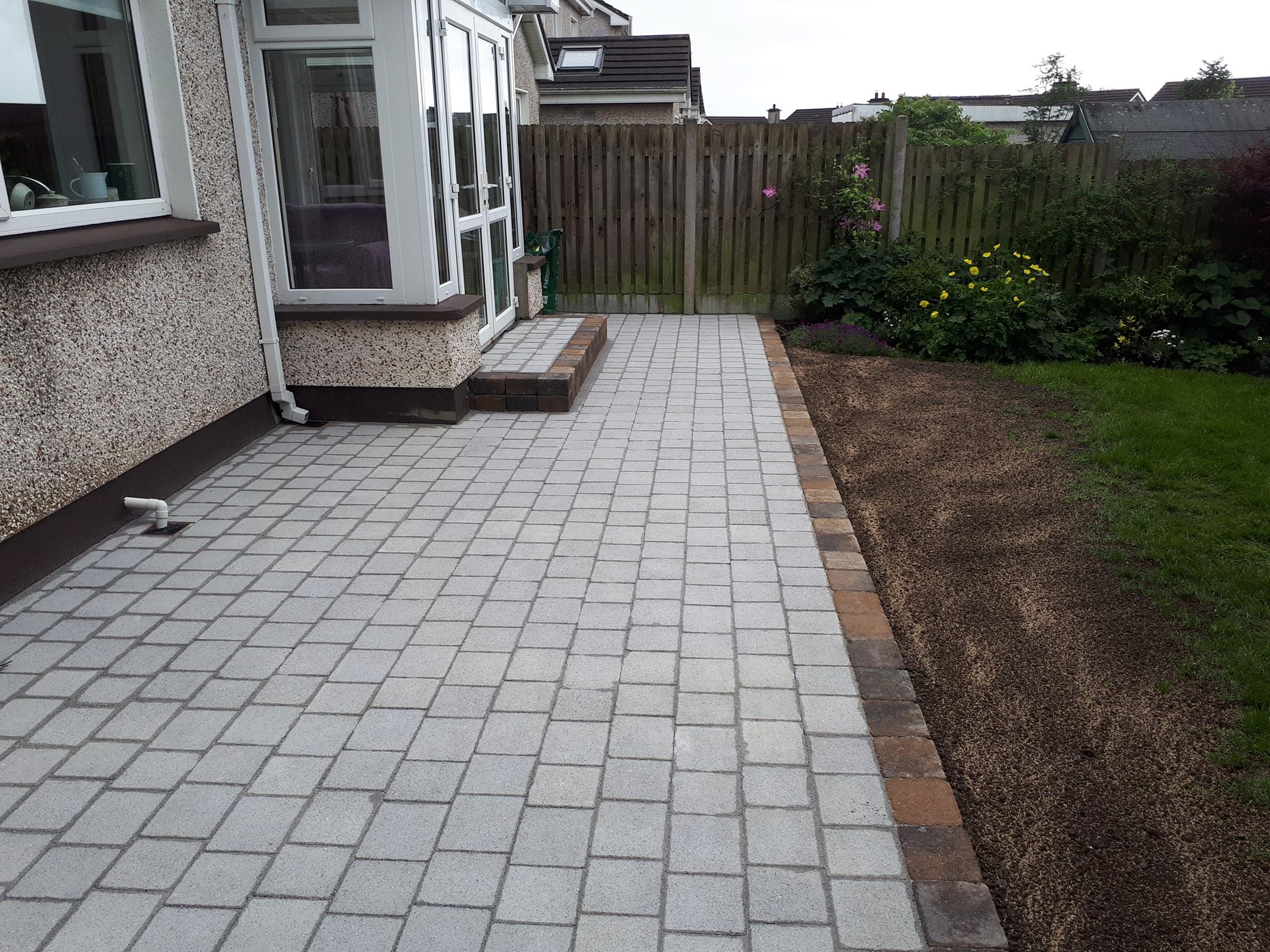 Exterior & Garden Works