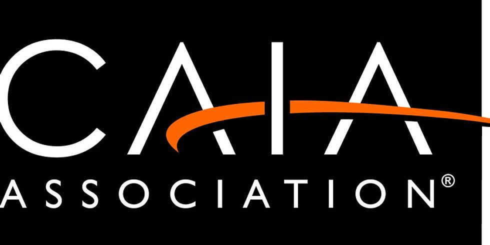 CAIA Association Webinar: Alternative Investments