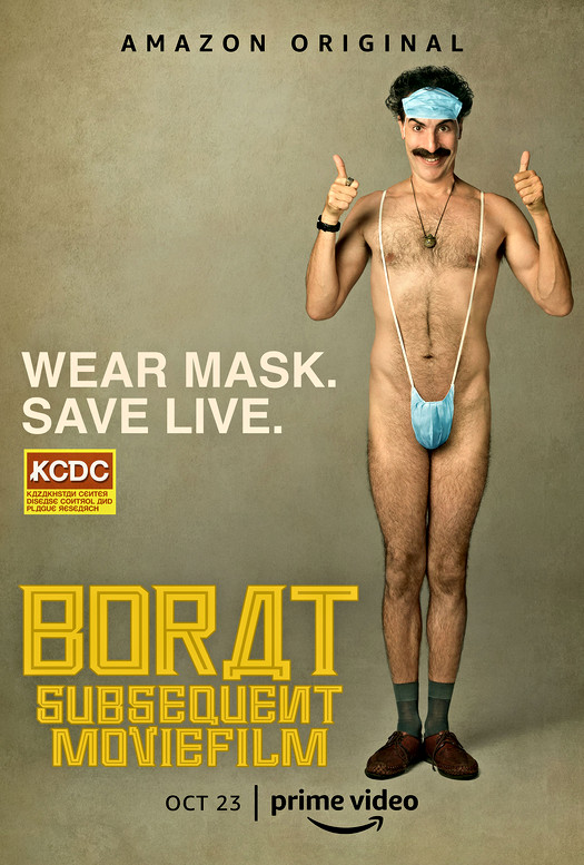 Borat 2 Subsequent Moviefilm