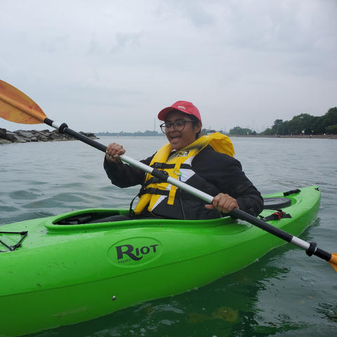 2hr Sit-In solo Kayak rental
