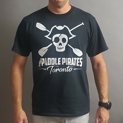 Adult Paddle Pirate Limited 1st edition T-Shirt