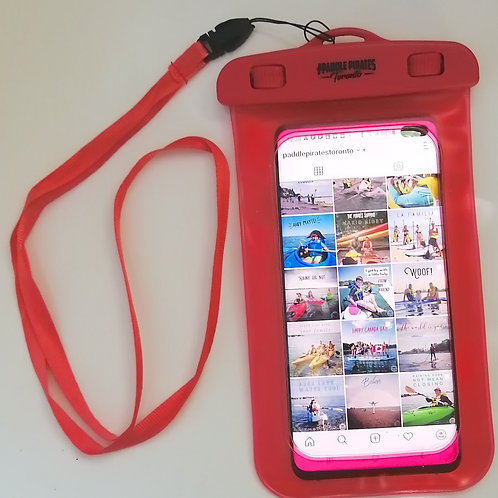 Paddle Pirates Waterproof phone case