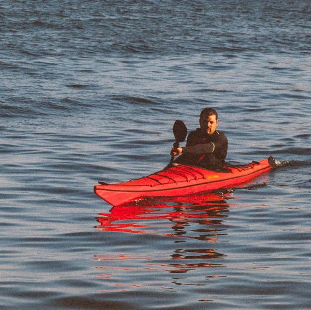 2hr Touring Kayak rental