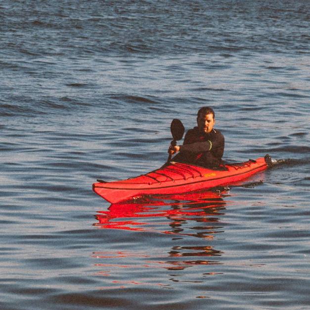 2 Hour Touring Kayak rental