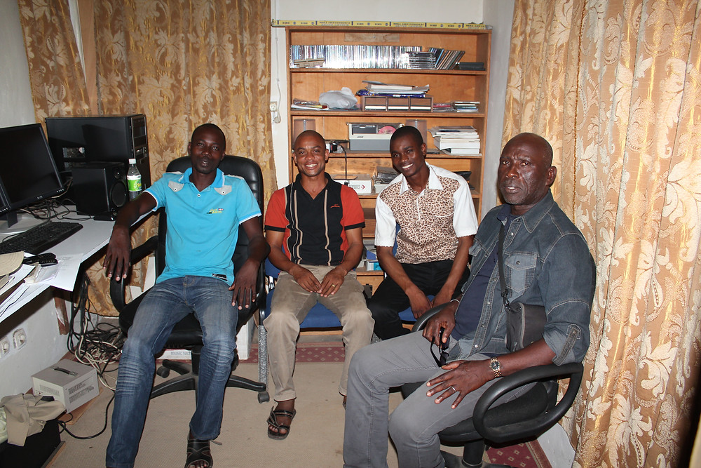 Issa has been with CBH for many years and is a cornerstone in teaching the new team how to create and edit a program.