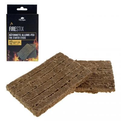 OLYMPIA - FIRESTIX FIRE STARTER STICKS, 12PCS BOX