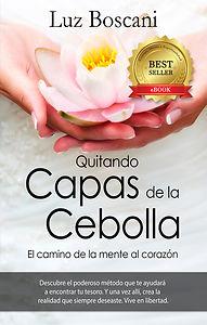 ebook más vendido en amazon, top 10 ventas kindle, Luz Boscani Best Seller, libro más vendido en espiritualidad