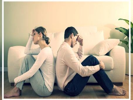 El estrés desgastó nuestra intimidad