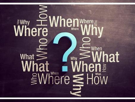 Buscando el porqué de las cosas