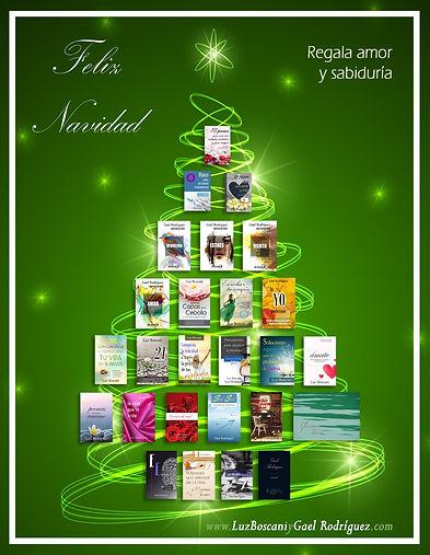 ebooks libros Luz Boscani y Gael Rodríguez, poesía, regalos navidad, sabiduría, amor, espiritualidad, autoayuda, superación personal