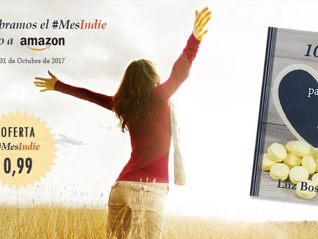 Celebramos junto a Amazon el #MesIndie