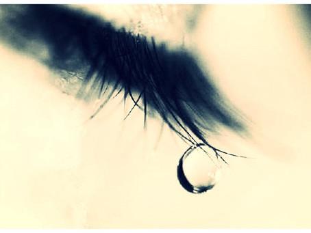 Brotar de lágrimas