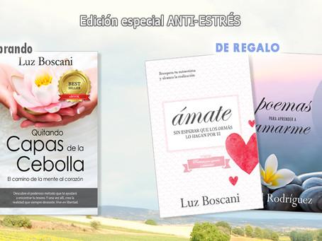 Edición especial ANTI-ESTRÉS