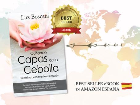 Nº1 en Ventas Amazon Kindle España
