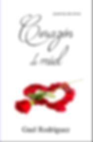 Corazón de miel poemas de amor, Gael Rodríguez, regalar poemas, poesías, día de San Valentin, día de los enamorados